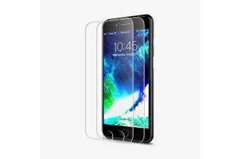 Caseology Scratch Resistant Screen Protector [2-pack] for iPhone 8