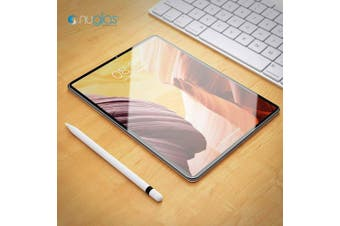 NUGLAS iPad 12.9 inch (2018) Tempered Glass Screen Protection