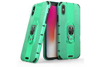 Heavy Duty Shockproof Case Cover For iPhone XS [Green]