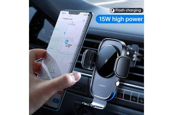 Mcdodo Wireless Charger Car Mount CH-7930 [Black]