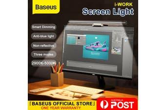 Baseus Screenbar LED Stepless Dimming Screen Bar Hanging Light Desk Monitor Lamp