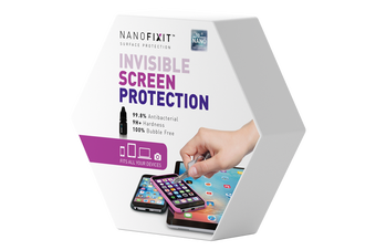 Nanofixit Family Pack Invisible Liquid Screen Protector 9H For Universal Device