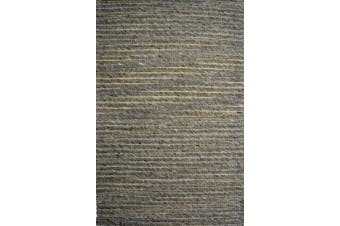 Festival Handmade Wool Rug - Beige Multi - 160x230cm