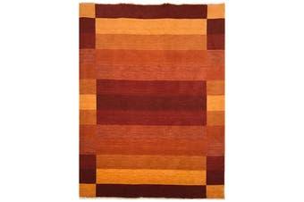Exclusive Handwoven Modern Wool Rug - Sunset 1001 - 170x270cm