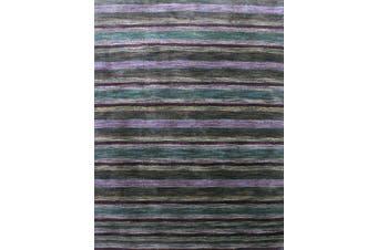 Designer Handmade Wool Rug - Infinite 1101 - Multi - 110x160cm