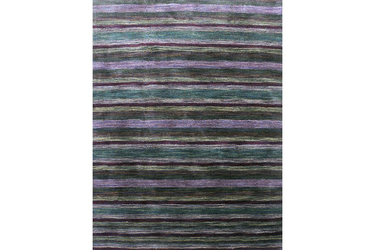 Designer Handmade Wool Rug - Infinite 1101 - Multi - 190x280cm