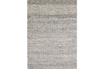 Handwoven Tribal Mira Rug - 1089 - Ash Grey - 160X230cm