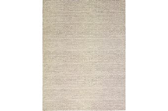 Handwoven Tribal Mira Rug - 1099 - Natural-Beige - 110X160cm