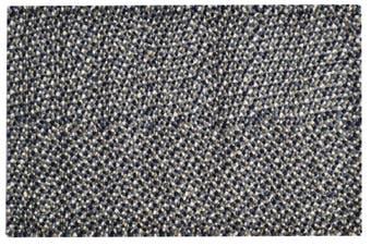 Handwoven Chunky Wool Rug - Jelly Bean - Grey - 160x230cm