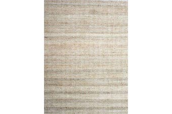 Eco-Friendly Jute Runner Rug-1011-Natural