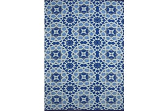 Vibrant & Reversible Outdoor/Indoor Mats - Chatai 1691