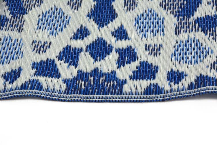 Vibrant & Reversible Outdoor/Indoor Mats - Chatai 1691 - 120x170