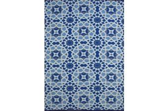 Vibrant & Reversible Outdoor/Indoor Mats - Chatai 1691 - 150x240