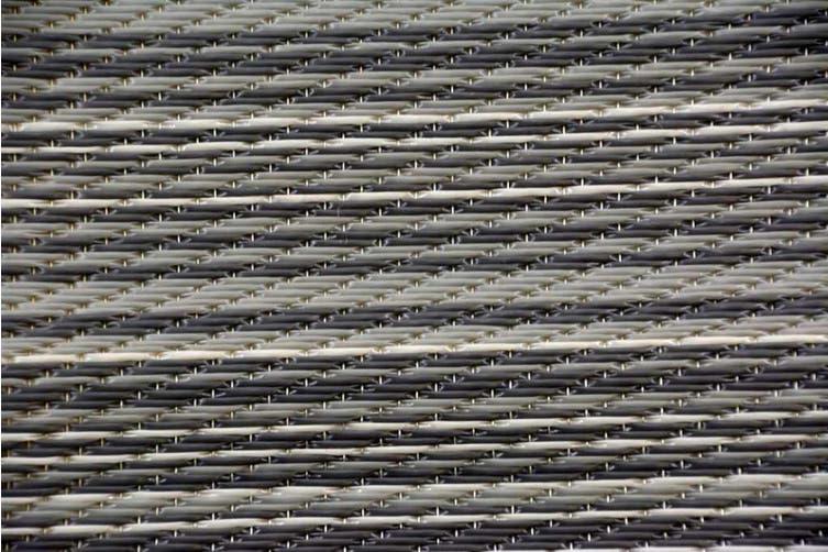Vibrant & Reversible Outdoor/Indoor Mats - Chatai Rongoli - Black-90x150