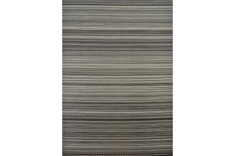 Vibrant & Reversible Outdoor/Indoor Mats - Chatai Rongoli - Grey-90x150