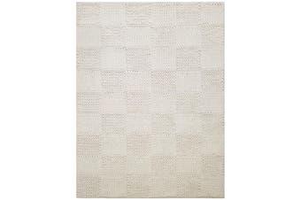 Premium Handwoven Braided Wool Rug - Ottawa 1014 - Ivory