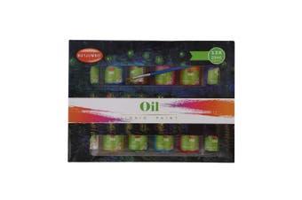 New 12pce Artist Oil Paint Colour Quality Artist Paint Set 25mlTubs