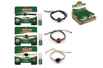 Citronella Anti Mosquito Bracelet [SET OF 3]