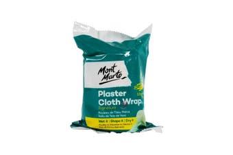 Mont Marte Plaster Cloth Wrap 10cm x 4.6m