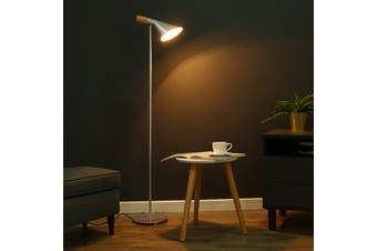 Sherwood Morgan Floor Lamp - Silver