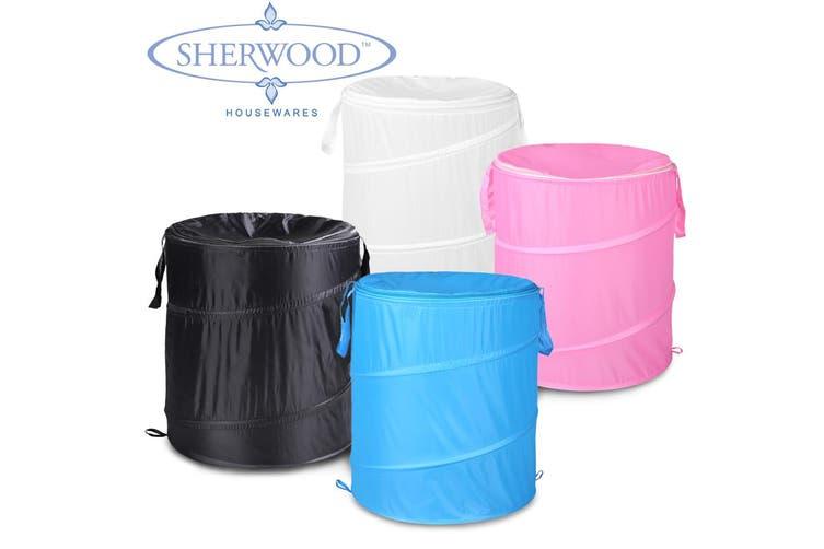 Sherwood 4 Pcs Pop Up Laundry Hamper Set - 4 Colours