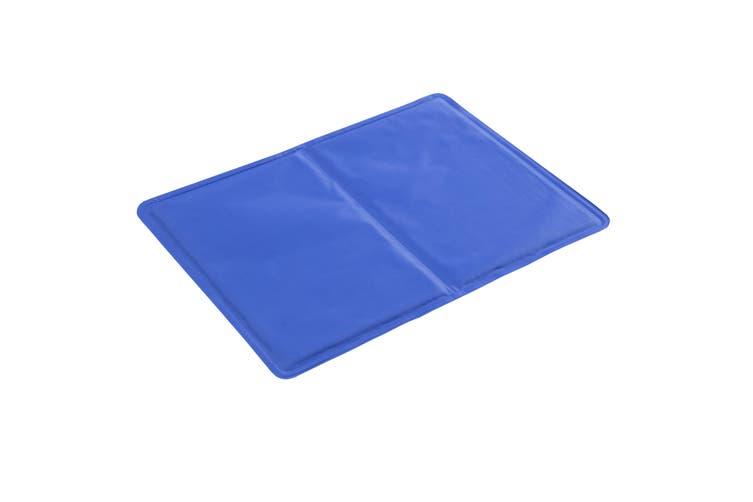 Summer Cool Gel Pad Mat - Small Blue