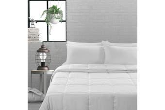 Natural Home Summer Wool Quilt 250gsm Super King Bed