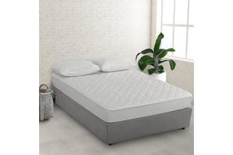 Natural Home Ingeo™ Mattress Protector King Single Bed