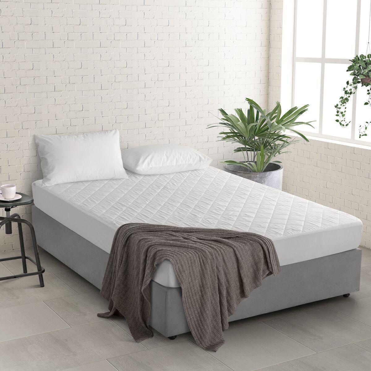 Natural Home Tencel Mattress Protector King Bed Matt Blatt