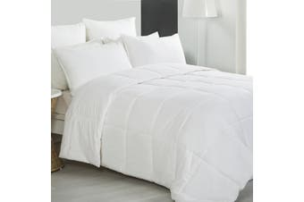 Dreamaker Australian Washable Wool Quilt King Bed