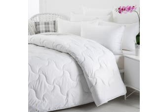 Wooltara Imperial Luxury 450GSM Washable Winter Australia Wool Quilt  Super King Bed