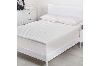 Dreamaker Convoluted Foam Underlay Super King Bed