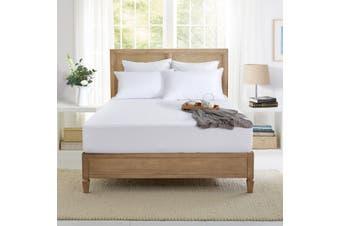 Dreamaker Bamboo Terry waterproof mattress protector Single Bed