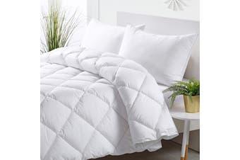 Dreamaker Eco Range REPREVE 450gsm Quilt Super King Bed