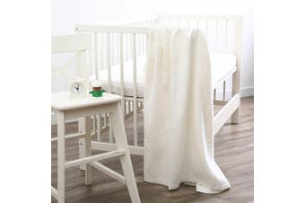 Dreamaker Baby Bamboo Cotton Blend Blanket