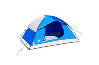 Trailmate 2 Person Tent Double Layer Waterproof Windproof Camping Hiking Outdoor