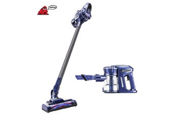 PUPPYOO Cordless Vacuum Cleaner Lithium Battery High Quality Humanized Design