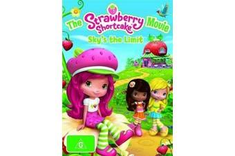 Strawberry Shortcake - The Movie : Sky's The Limit -Kids DVD New Region 4