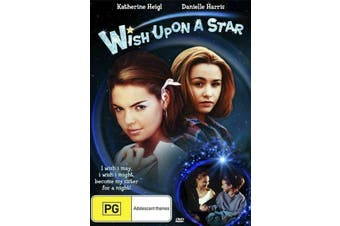 Wish upon a Star (Region 4 Australia) -Rare DVD Aus Stock -Kids & Family New