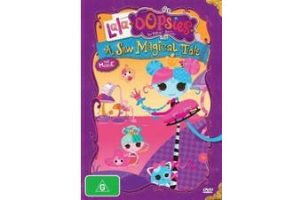 Lala-Oopsies - A Sew Magical Tale - The Movie (2013,) -Kids DVD New Region 4