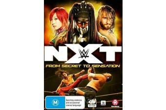 WWE: NXT - From Secret to Sensation - Rare- Aus Stock DVD NEW
