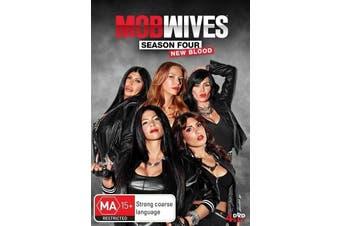 MOB WIVES SEASON 4 + BIG ANG - Series Rare- Aus Stock DVD NEW
