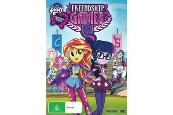 My Little Pony - Equestria Girls - Friendship Games (2015) Region 4
