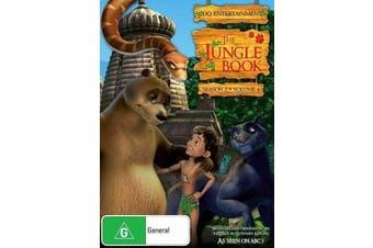 THE JUNGLE BOOK - SEASON 2 VOL 4 -Kids DVD Series Rare Aus Stock New