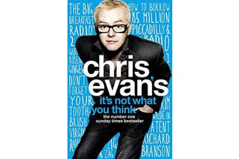 It's Not What You Think -Evans, Chris Performing Arts Book Aus Stock