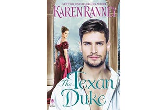 The American Duke -Ranney, Karen Fiction Book Aus Stock