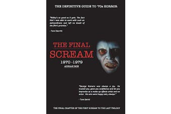 The Final Scream -Adrian Roe General Book Aus Stock