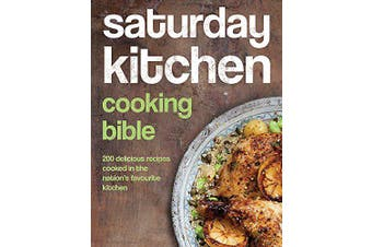 Saturday Kitchen Cooking Bible Cooking Book Aus Stock