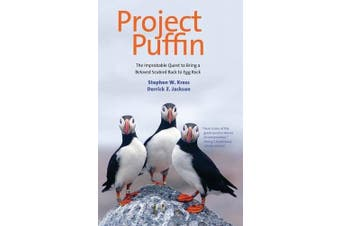Project Puffin Science Book Aus Stock