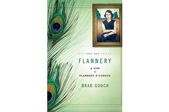 Flannery: A Life of Flannery O'Connor -Gooch, Brad Biography Novel Book